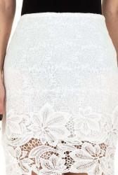 Dámska štýlová sukňa Q4848 #3