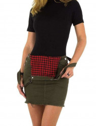 Dámska sukňa s traky Daysie Jeans Q3805 #3