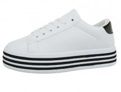 Dámska voĺnočasová obuv Q5868