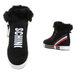 Dámska voĺnočasová obuv Q6067 #2
