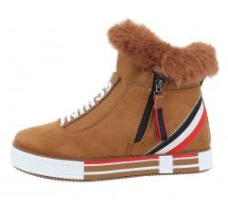 Dámska voĺnočasová obuv Q6070