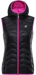 Dámska zateplená vesta Alpine Pro K0091