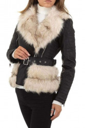 Dámska zimná bunda Q7290