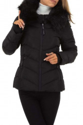 Dámska zimná bunda Q7305