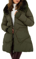 Dámska zimná bunda Q7814