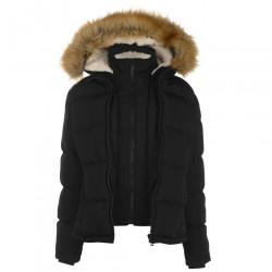 Dámska zimná bunda SoulCal H6664