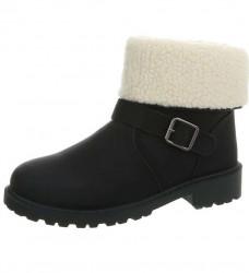 Dámska zimná členková obuv Q2940