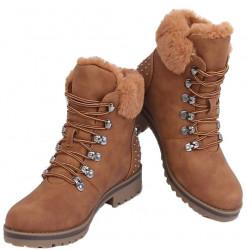 Dámska zimná obuv N1490