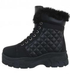 Dámska zimná obuv Q6163