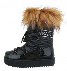 Dámska zimná obuv Q6171