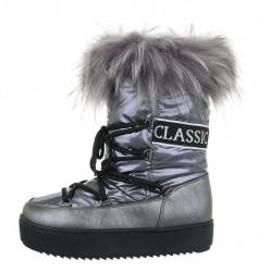 Dámska zimná obuv Q6172