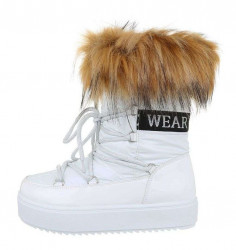 Dámska zimná obuv Q6173