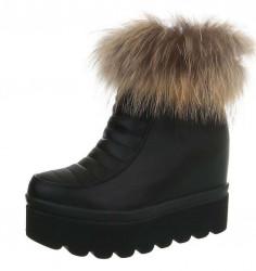 Dámska zimná obuv Q6175
