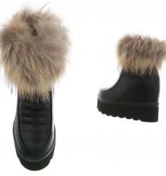 Dámska zimná obuv Q6175 #2
