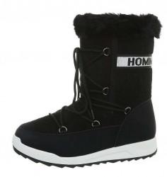 Dámska zimná obuv Q6176