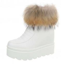 Dámska zimná obuv Q6177