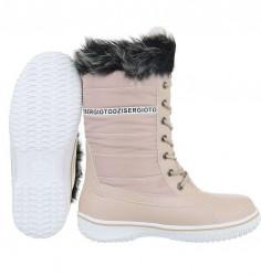 Dámska zimná obuv Q6178 #1
