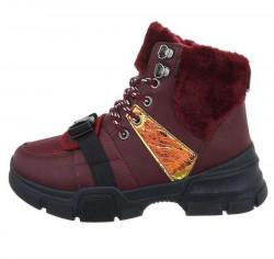 Dámska zimná obuv Q6388