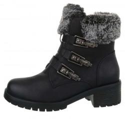 Dámska zimná obuv Q6885