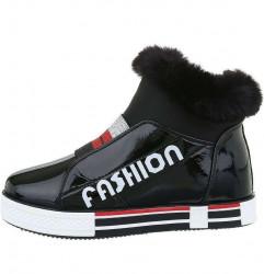 Dámska zimná obuv Q7397