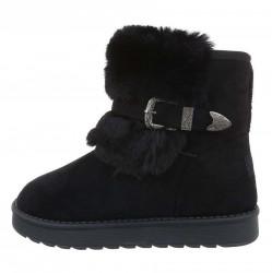 Dámska zimná obuv Q7628