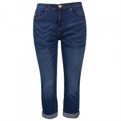 Dámske 3/4 jeansové nohavice Lee Cooper J4908