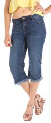 Dámske 3/4 jeansové nohavice Pull & Bear W0372