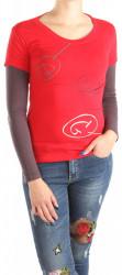 Dámske bavlnené tričko Desigual W0839