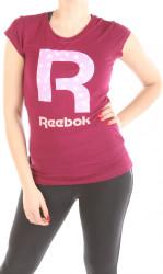 Dámske bavlnené tričko Reebok W1775
