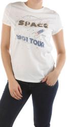 Dámske bavlnené tričko Tom Tailor W2019
