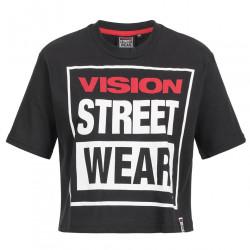 Dámske bavlnené tričko Vision D1775