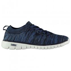 Dámske bežecké botasky Fabric H8941