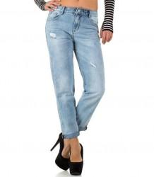 Dámske boyfriend jeansy Nina Carter Q1705
