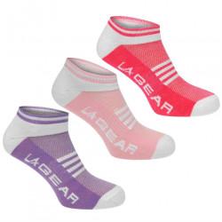 Dámske členkové ponožky LA Gear J6025