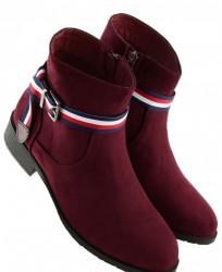 Dámske členkové topánky N1234