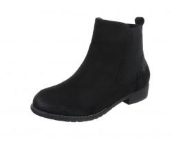 Dámske členkové topánky Q1028