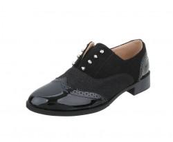 Dámske členkové topánky Q1035