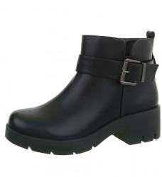 Dámske členkové topánky Q2984