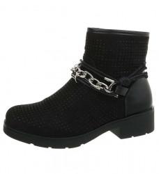 Dámske kožené topánky - Locca.sk 87833ef5273