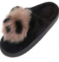 Dámske domáce papuče Q7410