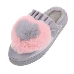 Dámske domáce papuče Q7421