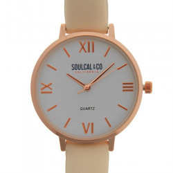 Dámske elegantné hodinky SoulCal H7250