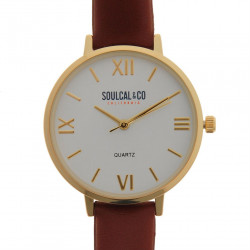 Dámske elegantné hodinky SoulCal H7251
