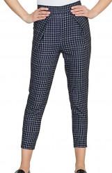 Dámske elegantné nohavice N0358