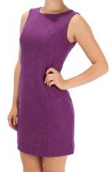 Dámske elegantné puzdrové šaty Ossie Clark X4552