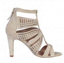 Dámske elegantné sandále Pierre Cardin L2811