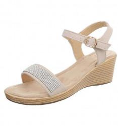 Dámske elegantné sandále Q2347