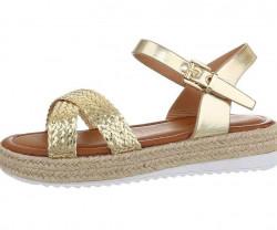 Dámske elegantné sandále Q4428