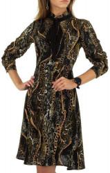 Dámske elegantné šaty Q6494