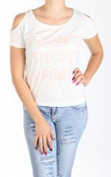 Dámske fashion tričko Lola & Liza W1136